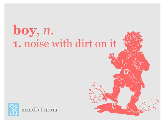 noise with dirt