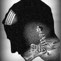 trapped in head